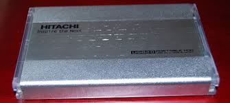 Box hdd hitachi inox 2.5 sata