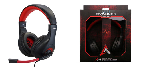 headphone ovann x4